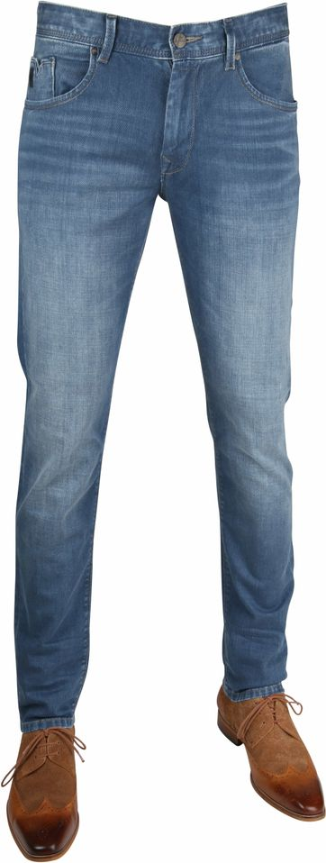 Vanguard V7 Summer Rider Jeans Blau