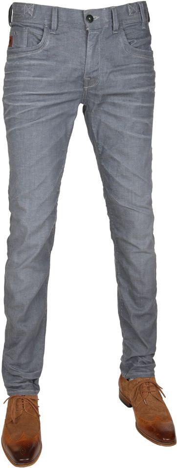 Vanguard V8 Racer Jeans Bleached Dark Grey