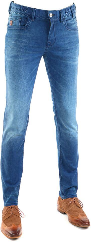 Vanguard V8 Racer Jeans Bright Blue