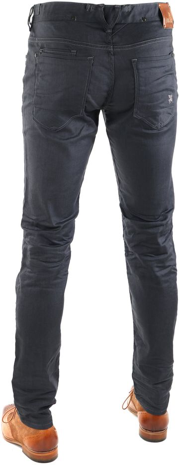 Detail Vanguard V8 Racer Jeans Dark Blue