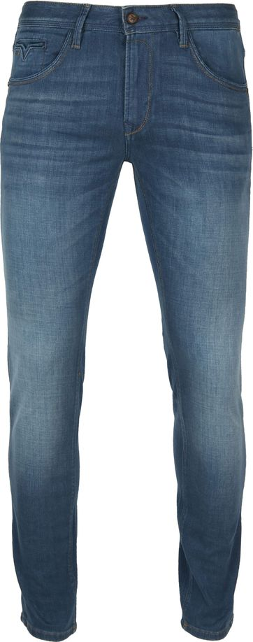 Vanguard V85 Schrambler Jeans SF Blau