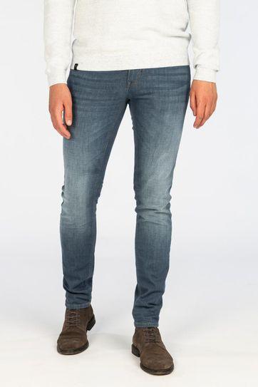 Vanguard V85 Schrambler Jeans SF Blauw