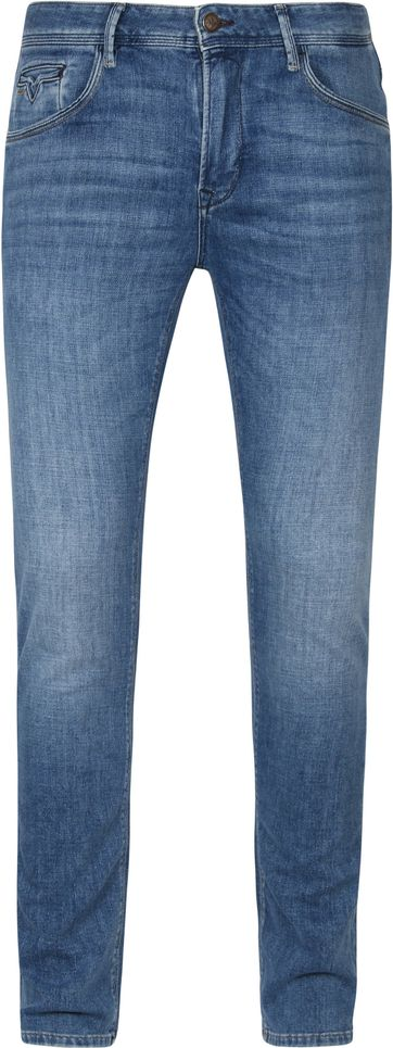 Vanguard V85 Schrambler Jeans SF Mid Wash