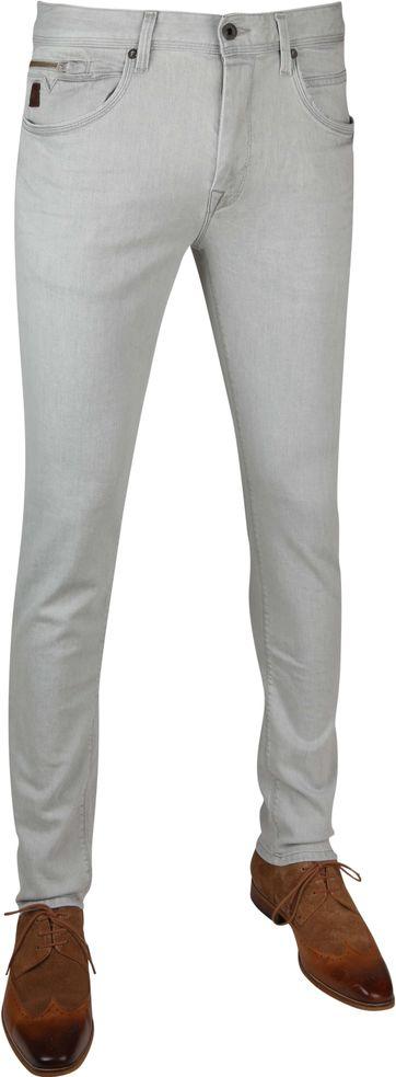 Vanguard V850 Rider Jeans Grey