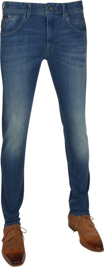 Vanguard V850 Rider Jeans OTT Blau