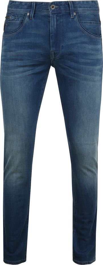 Vanguard V850 Rider Jeans OTT Blauw