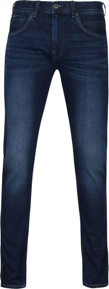 Vanguard V850 Rider Jeans Stretch Denim Blauw