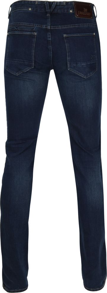Vanguard V850 Rider Jeans Washed