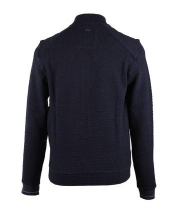 Detail Vanguard Vest Donkerblauw