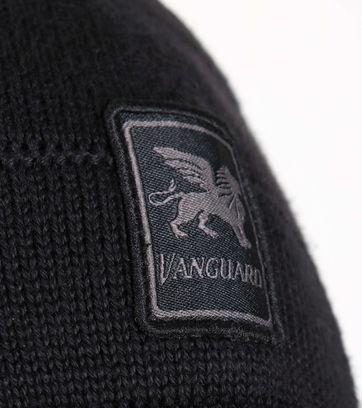 Detail Vanguard Vest Zwart