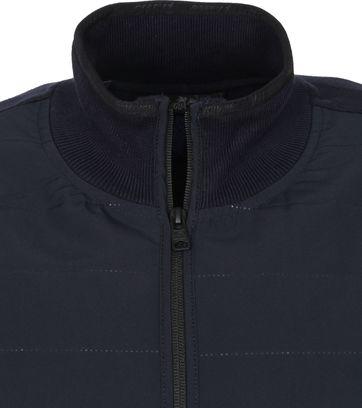 Vanguard VKC212354 Zip Cardigan Dark Blue