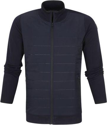 Vanguard VKC212354 Zip Vest Donkerblauw