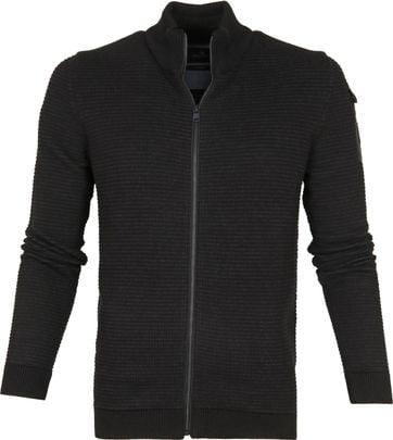 Vanguard Zip Jacket Black