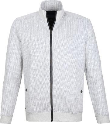 Vanguard Zip Jacket Light Grey