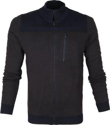 Vanguard Zip Vest Donkerblauw