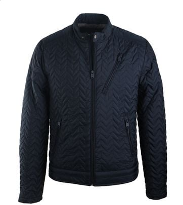 Vanguard Zomerjas Biker Jacket Soft