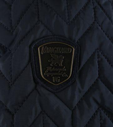 Detail Vanguard Zomerjas Biker Jacket Soft