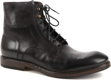 Walk in the Park Boots Black