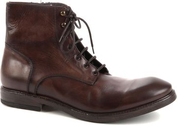 Walk in the Park Boots Cognac