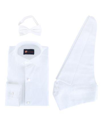 Weißes Hemd Paket