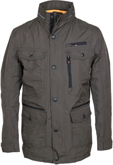 Wellensteyn Jacket Chester Darkarmy