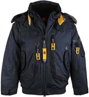 Wellensteyn Rescue Winterjas Donkerblauw