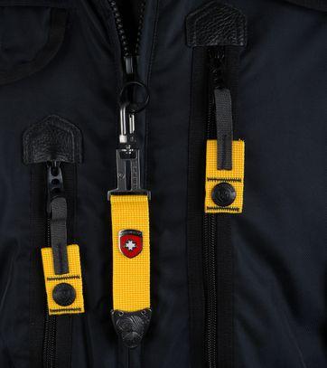 Detail Wellensteyn Rescue Winterjas Donkerblauw