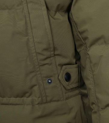Wellensteyn Seamaster Dunkelgrün Jacket