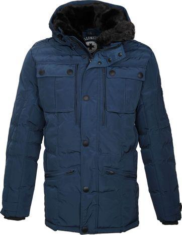 Wellensteyn Snowdrift Blauw