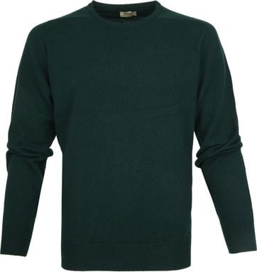 William Lockie Lambswool Green