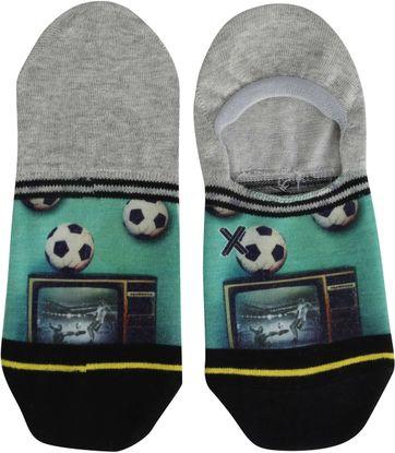 Xpooos Sneakersokken Voetbal