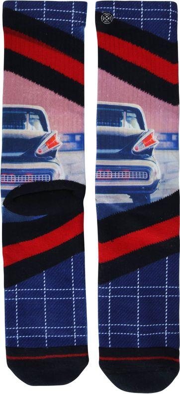 Xpooos Socken Chrome