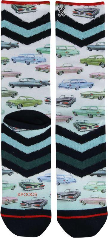 Xpooos Socks Car Show