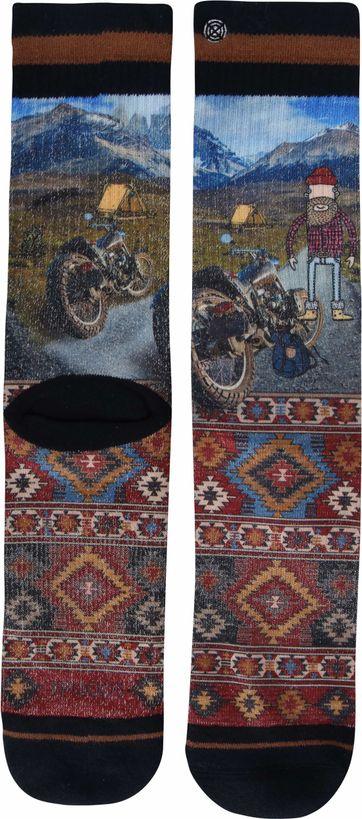 Xpooos Socks Lukes Roadtrip