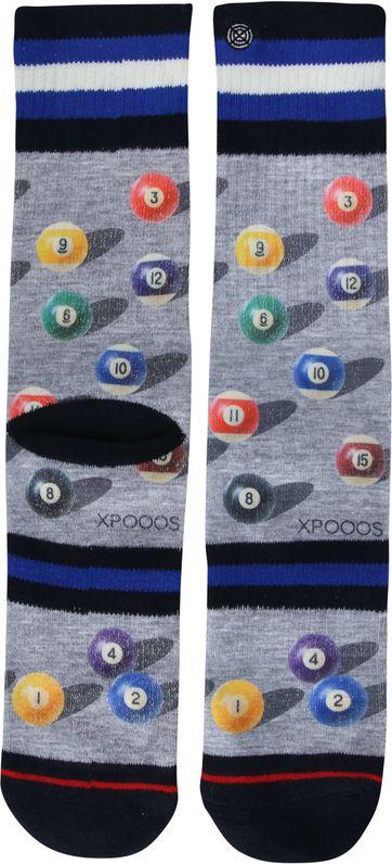 Xpooos Socks Pool Billiard
