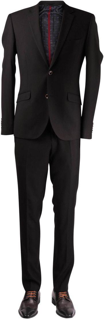 Zwart Kostuum Waynes