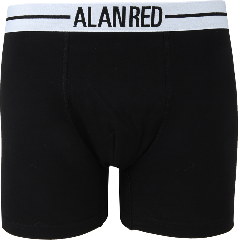 Alan Red Boxer Shirts Dark Blue 2-Pack photo 3