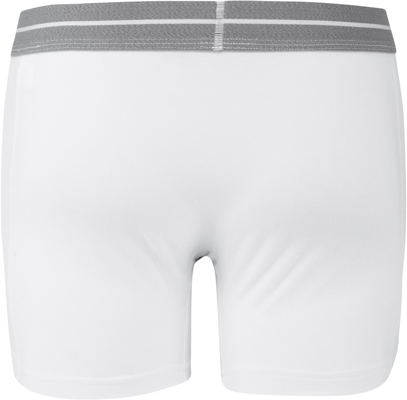 Alan Red Boxershorts Weiß 2er-Pack