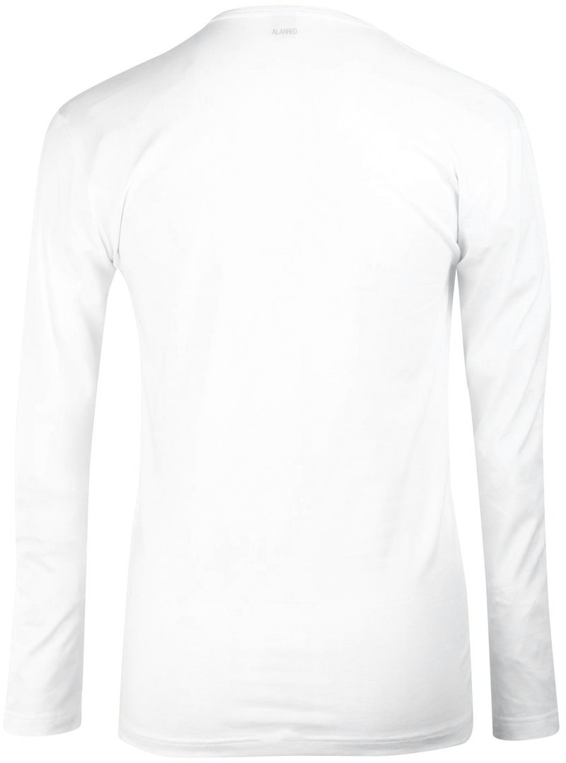 Alan Red Olbia Longsleeve White 1-Pack photo 2