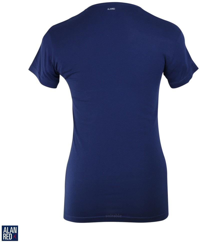 Alan Red Ottawa T-shirt Stretch Ultramarine 1-Pack photo 1