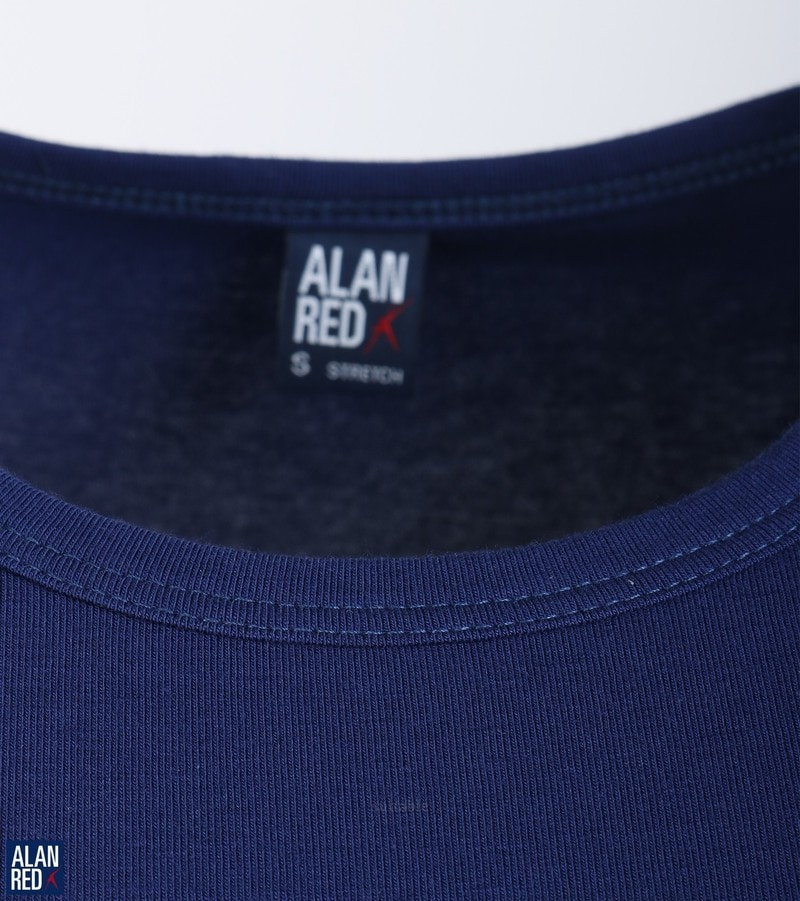 Alan Red Ottawa T-shirt Stretch Ultramarine 1-Pack photo 2
