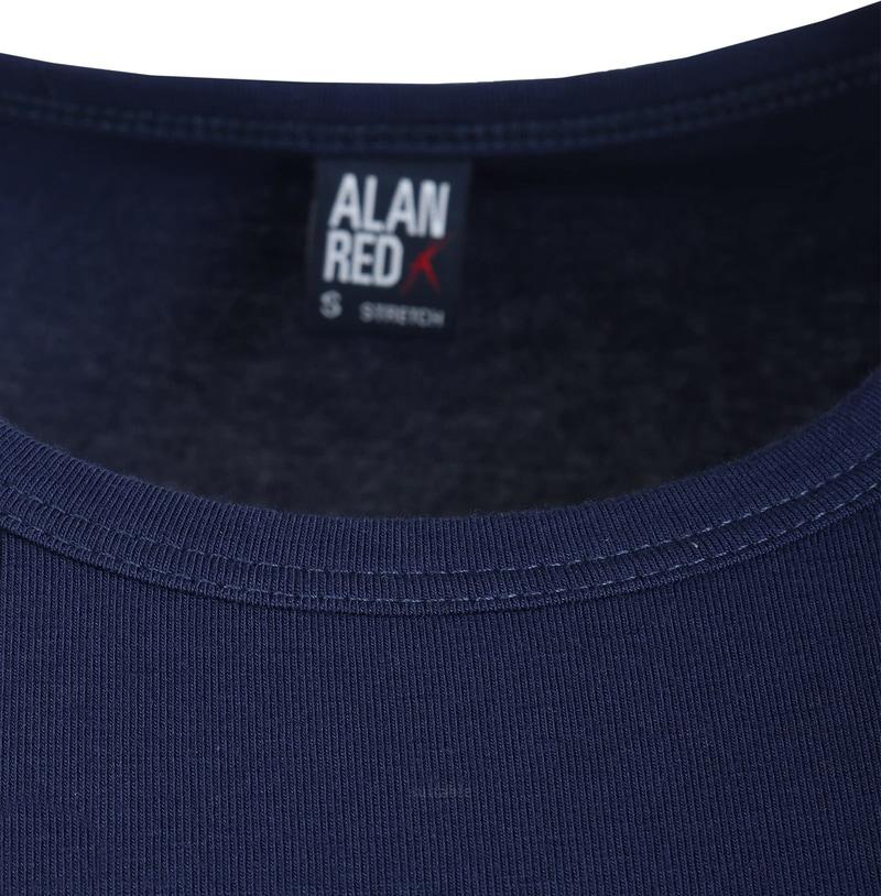 Alan Red Ottawa T-shirt Stretch Ultramarine (2Pack) foto 1