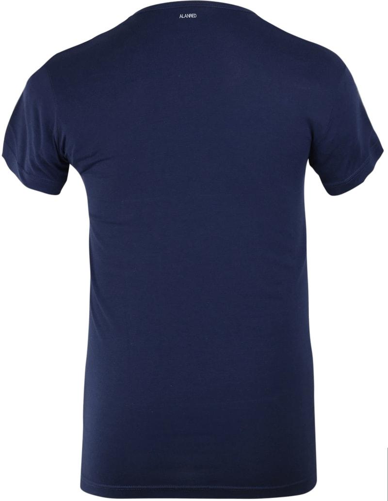 Alan Red Ottawa T-shirt Stretch Ultramarine (2Pack) foto 2