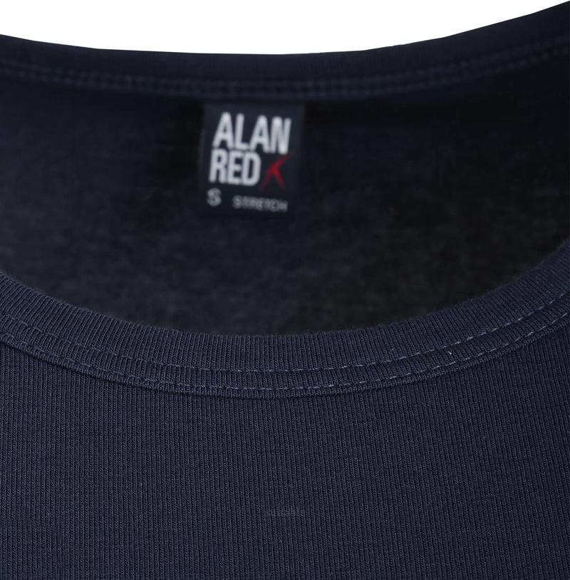 Alan Red Ottawa U-Ausschnitt Stretch Dunkelblau (2er-Pack) Foto 1