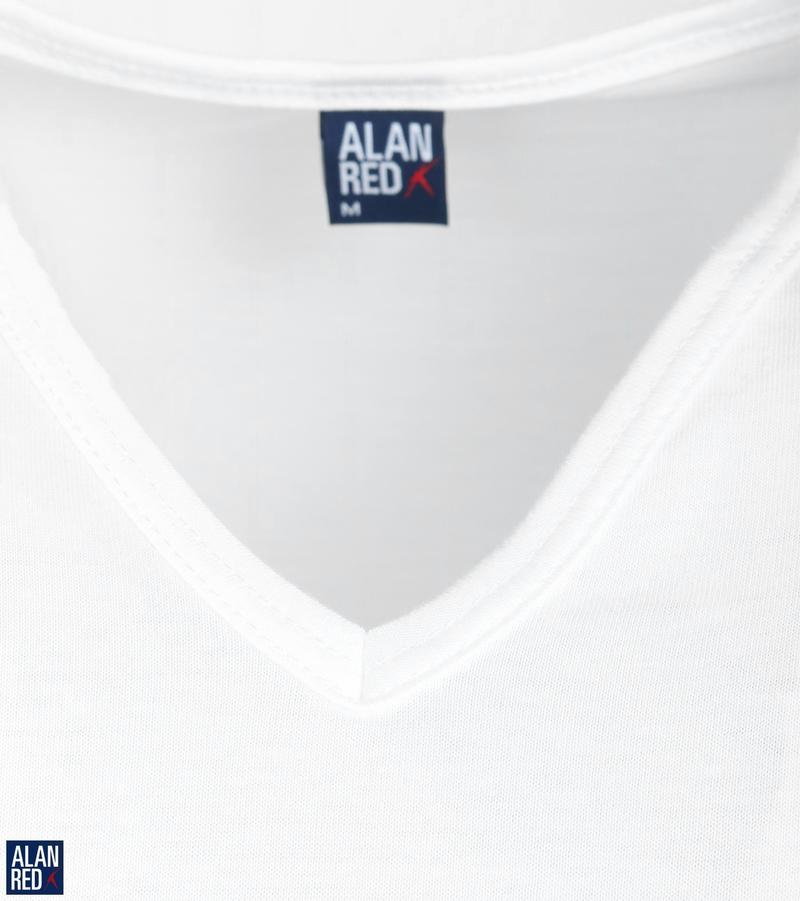 Alan Red Singlet Minto Ärmellos (2er-Pack)