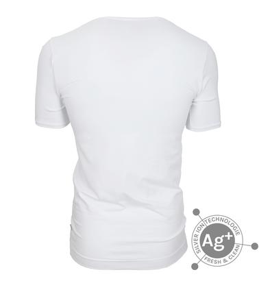 Alan Red T-shirt Osaka Wit