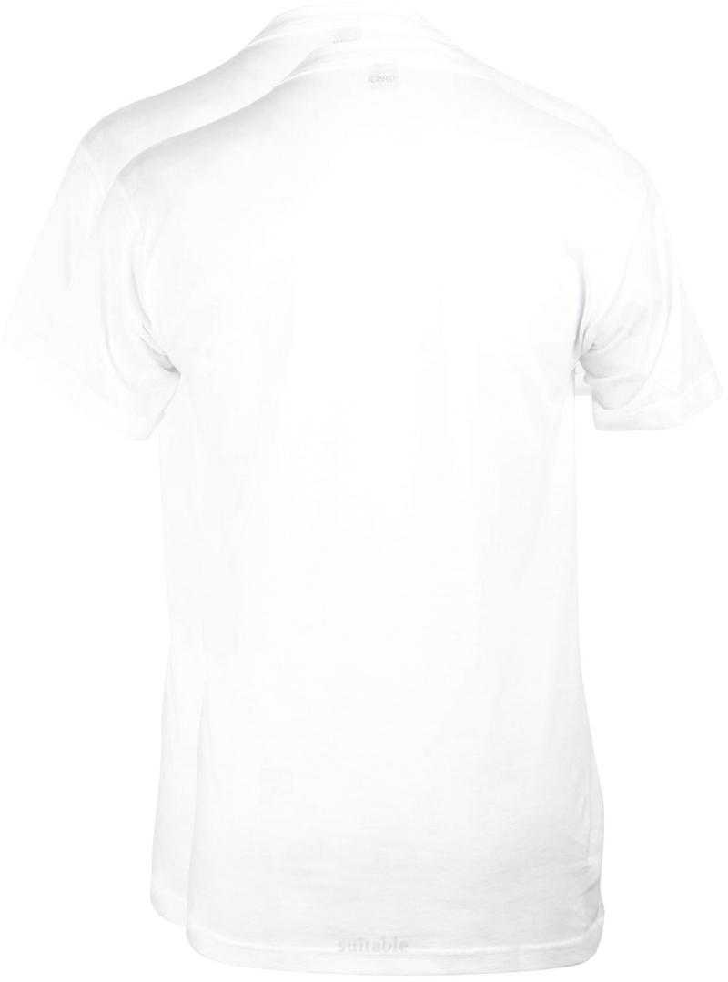 Alan Red T-Shirt Virginia (2pack) foto 2