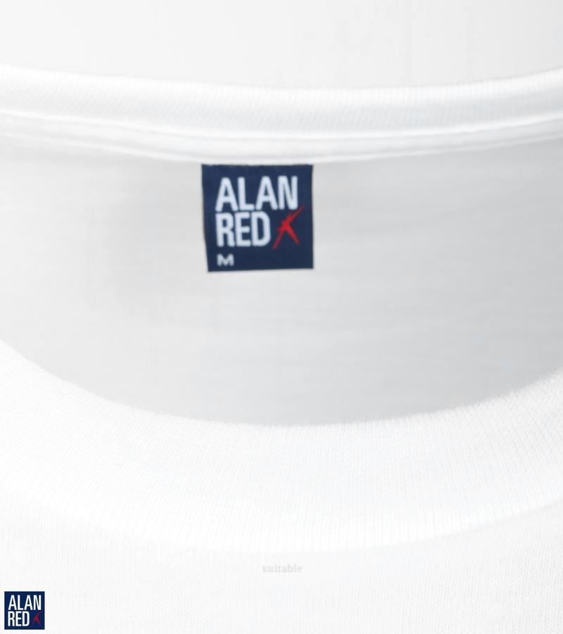 Alan Red T-Shirt Virginia (2pack) foto 1