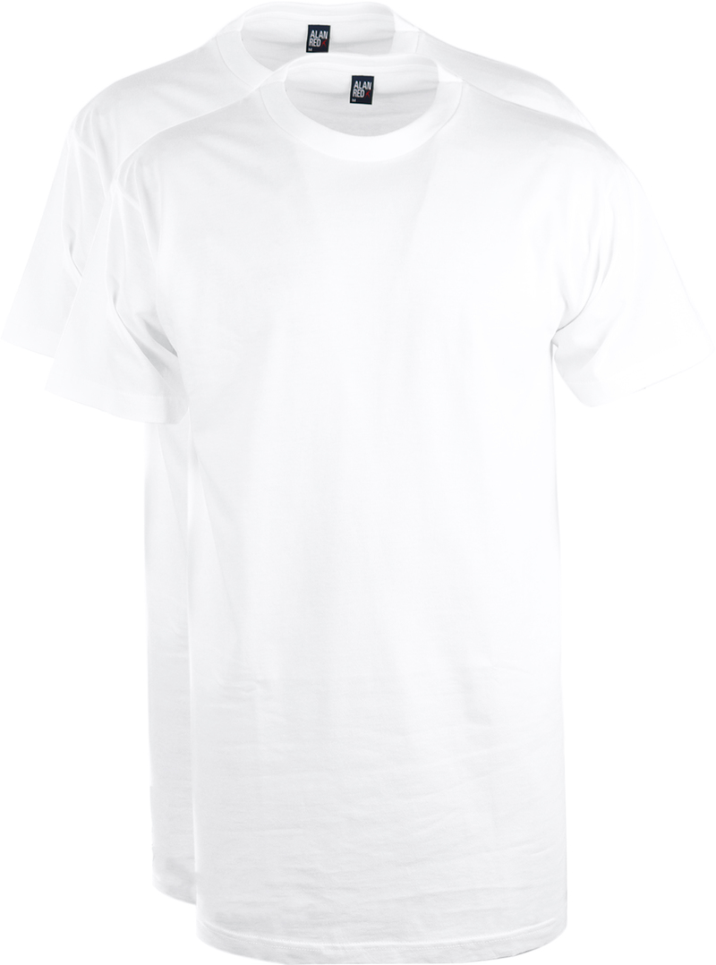 Alan Red T-Shirt Virginia Extra Long (2pack) foto 0