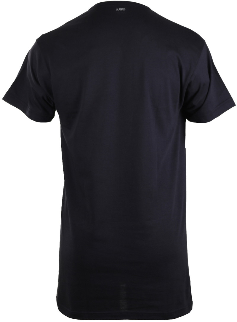 Alan Red Vermont Extra Lang T-Shirt Navy (1Pack) foto 2